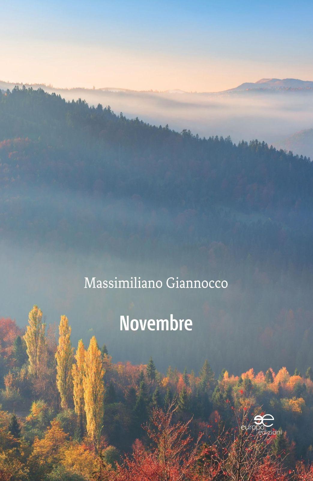 """L'allibratore: Recensione al mio libro """"Novembre"""""""